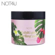 NOT4U Tahiti Pink Peeling Pads 120ml (70ea),NOT4U