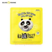 OLIVEYOUNG Dreamworks R U Real Kung Fu Panda Mask 13g,OLIVE YOUNG