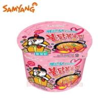 SAMYANG Carbo Hot Chicken Flavor Ramen Big Cup 105g,SAMYANG