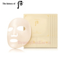 THE HISTORY OF WHOO Bichup Moisture Anti-Aging Mask 23ml*10ea,THE HISTORY OF WHOO