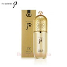 THE HISTORY OF WHOO Gong Jin Hyang Mi Essential CC Cream 40ml,THE HISTORY OF WHOO