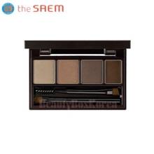 THE SAEM Eco Soul Multi Brow Kit 3.8g,THE SAEM