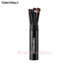 TONYMOLY Makeup Brush Set 5items,TONYMOLY