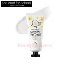 TOO COOL FOR SCHOOL Coconut Hand&Nail Treatment 50ml,TOO COOL FOR SCHOOL