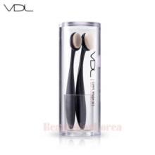 VDL Curve Brush Set 2items, VDL