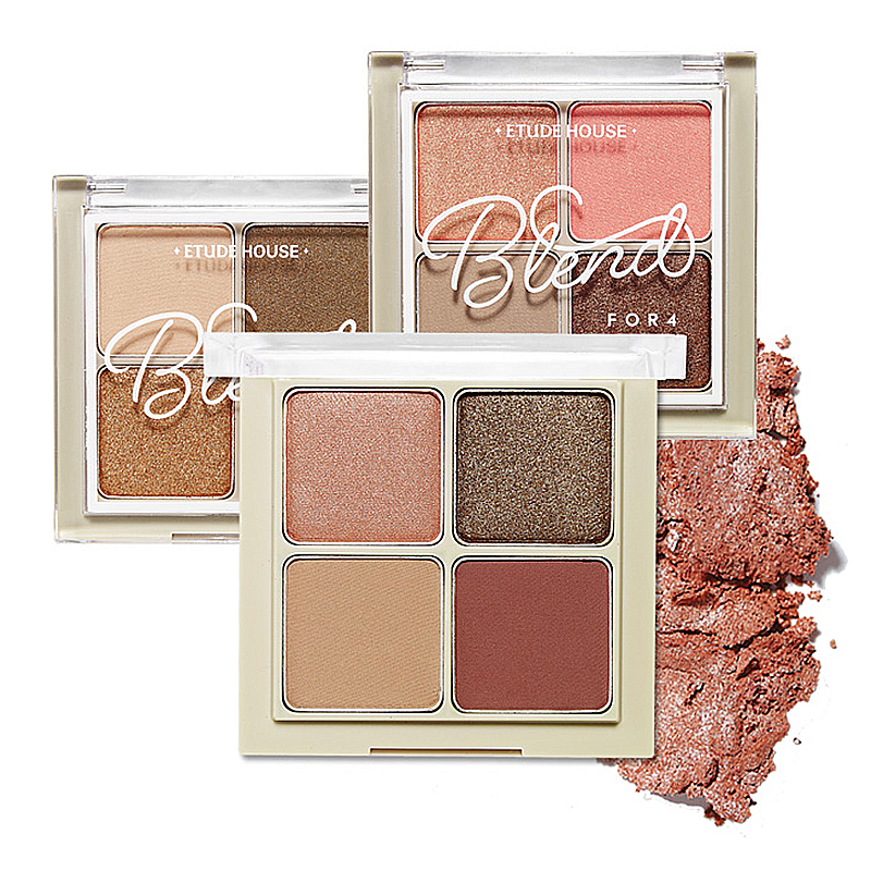 Own label brand, [ETUDE HOUSE] Blend For Eyes 8g 6 Color (Weight : 44g)