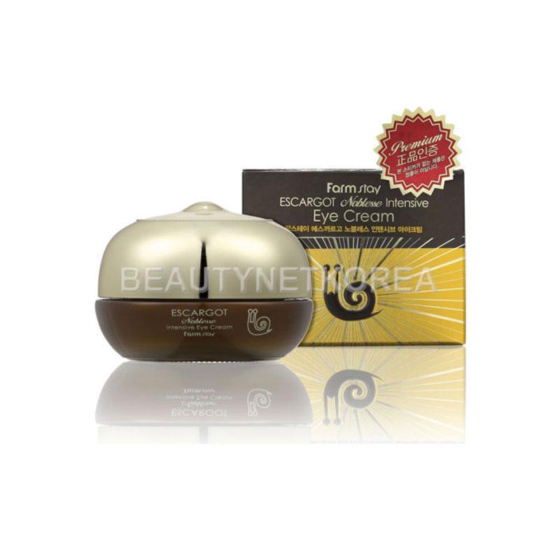 Own label brand, [FARM STAY] Escargot Noblesse lntensive Eye Cream 50g (Weight : 252g)