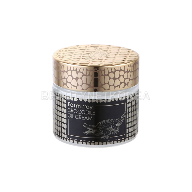 Own label brand, [FARM STAY] Crocodile Oil Cream 70g (Weight : 318g)