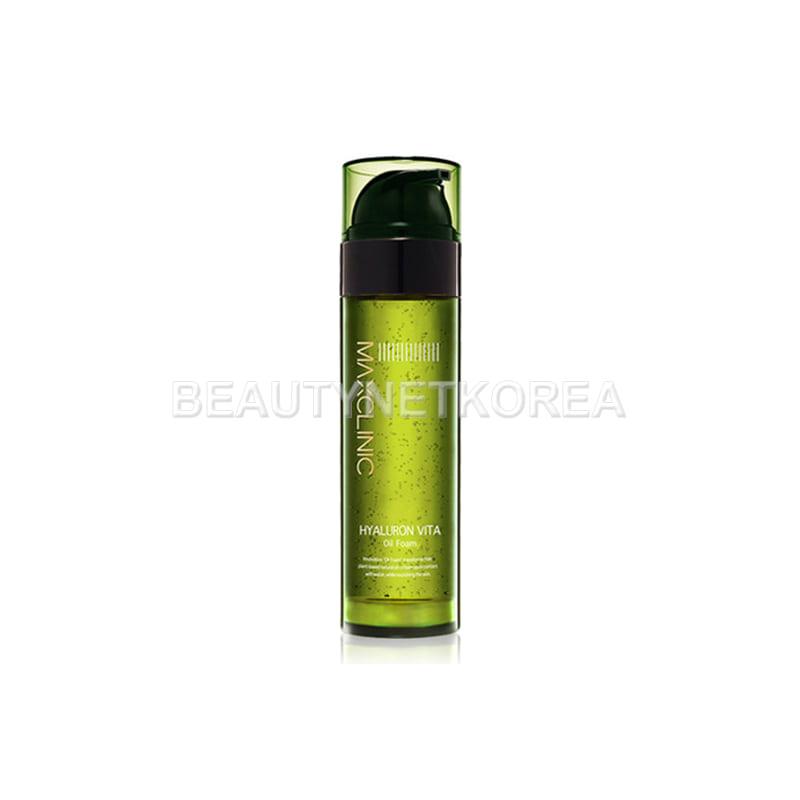 Own label brand, [MAXCLINIC] Hyaluron Vita Oil Foam 110g (Weight : 233g)