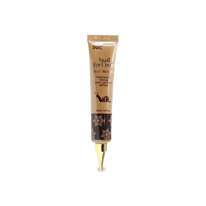 Own label brand, [3W CLINIC] Snail Eye Cream Anti-Wrinkle 40ml (Weight : 60g)