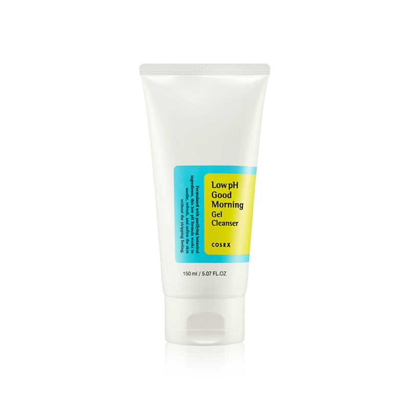 [COSRX] Low pH Good Morning Gel Cleanser 150ml (Weight : 192g)