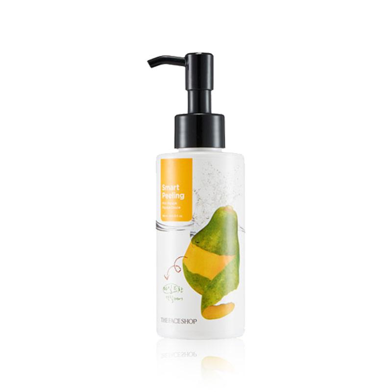 Own label brand, [THE FACE SHOP] Smart Peeling Mild Papaya 150ml  (Weight : 204g)