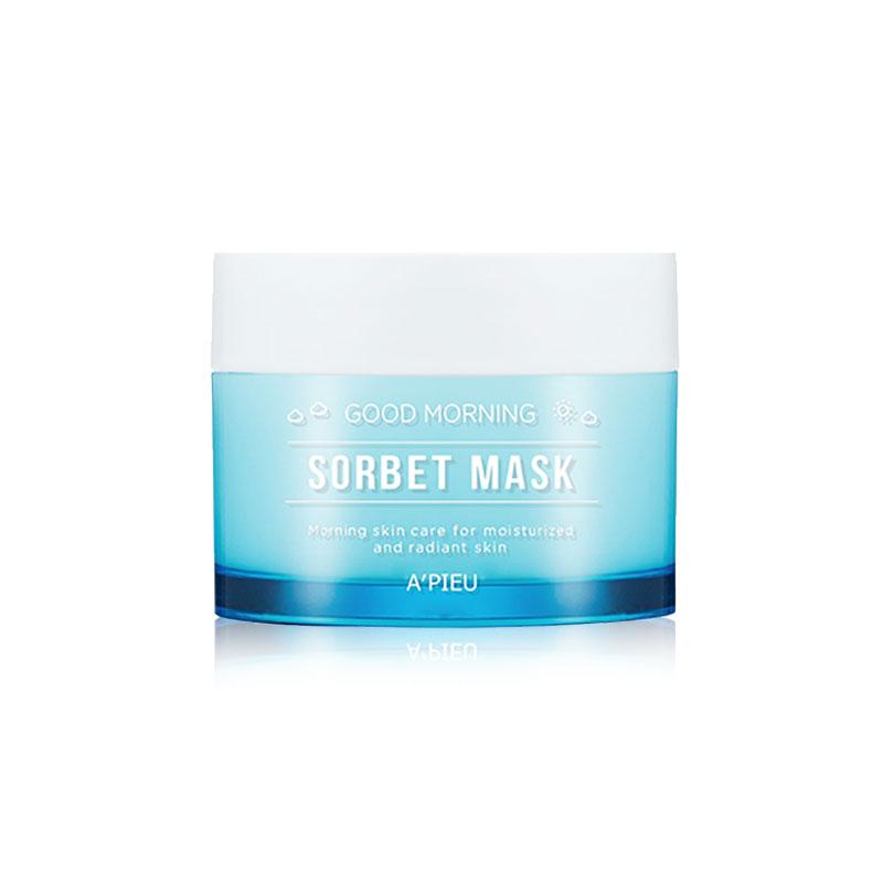 Own label brand, [A'PIEU] Good Morning Sorbet Mask 105ml   (Weight : 218g)