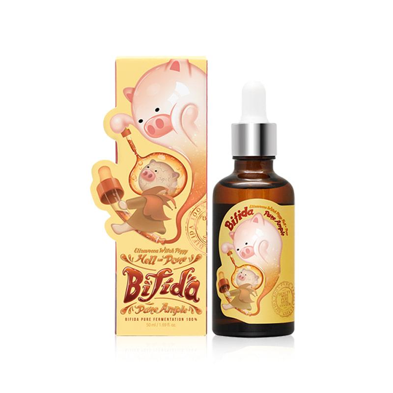 Own label brand, [ELIZAVECCA] Hell-Pore Bifida Pure Ample 100% 50ml (Weight : 140g)