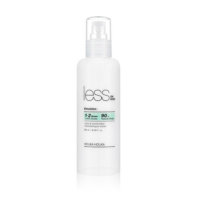 Own label brand, [HOLIKA HOLIKA] Less On Skin Emulsion 180ml (Weight : 256g)