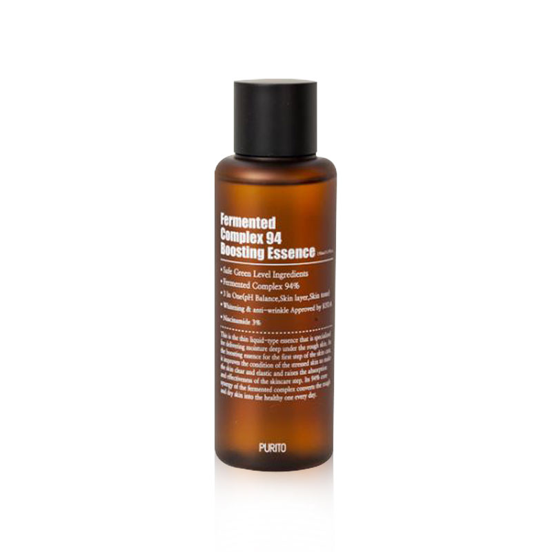 Own label brand, [PURITO] FerMented Complex 94 Boosting Essence 150ml (Weight : 210g)