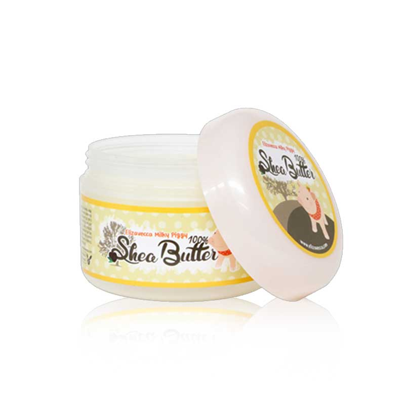 Own label brand, [ELIZAVECCA] Shea Butter 100% 88g (Weight : 156g)