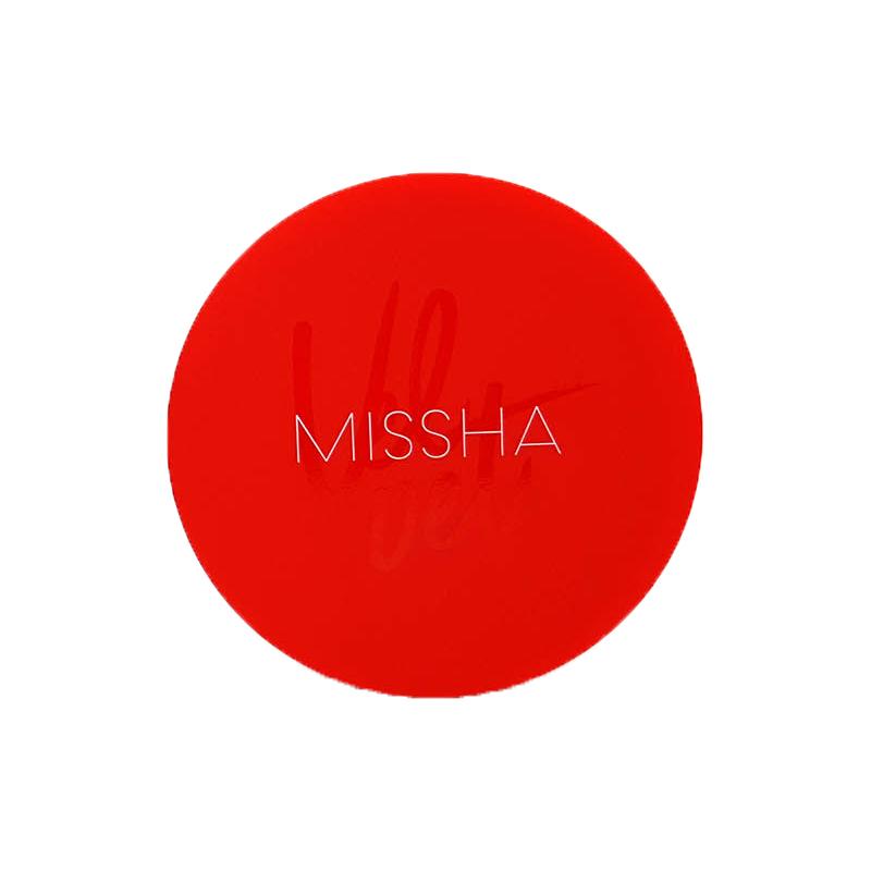 Own label brand, [MISSHA] Velvet Finish Cushion(SPF50+ / PA+++) 15g 2 Color (Weight : 88g)