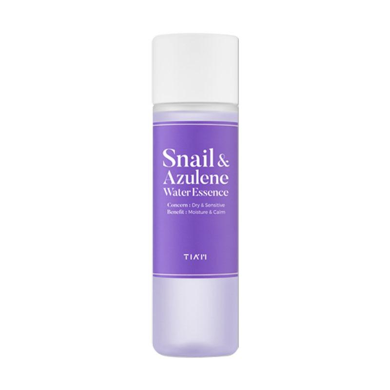 Own label brand, [TIAM] Snail & Azulene Water Essence 180ml (Weight : 258g)