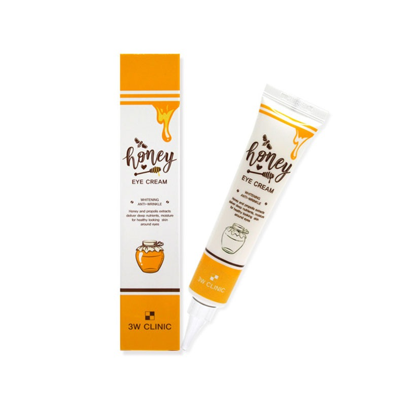 Own label brand, [3W CLINIC] Honey Eye Cream 40ml (Weight : 59g)