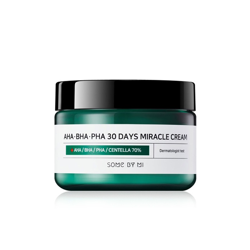 Own label brand, [SOME BY MI] AHA/BHA/PHA 30 Days Miracle Cream 60g (Weight : 135g)