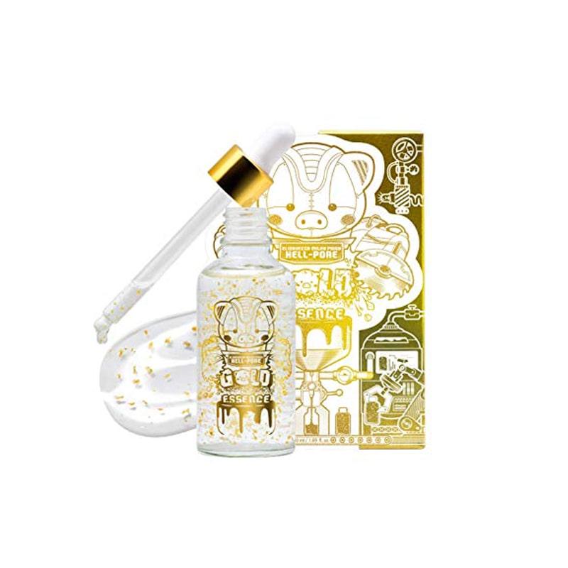 Own label brand, [ELIZAVECCA] Milky Piggy Hell-Pore Gold Essence 50ml (Weight : 130g)