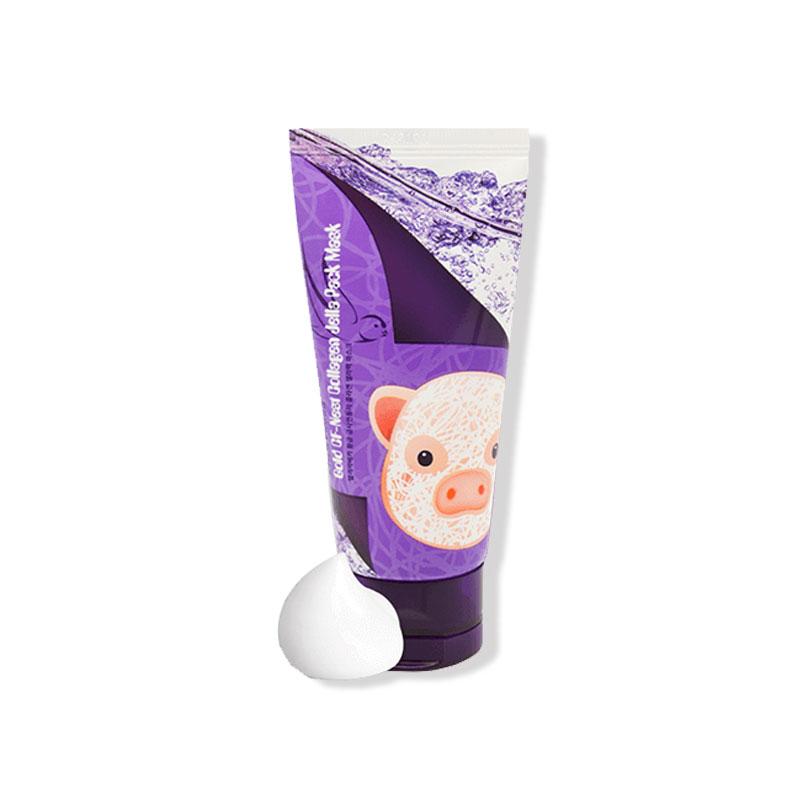 Own label brand, [ELIZAVECCA] GOLD CF-Nest Collagen Jella Pack Mask 80ml (Weight : 114g)