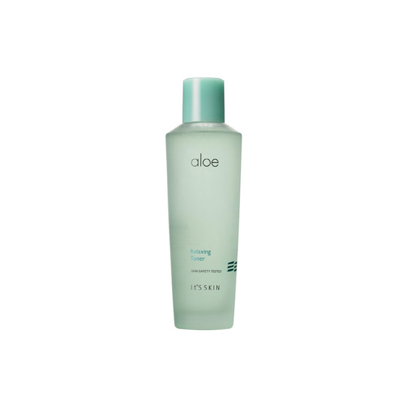 Own label brand, [IT'S SKIN] Aloe Relaxing Toner 150ml (Weight : 416g)