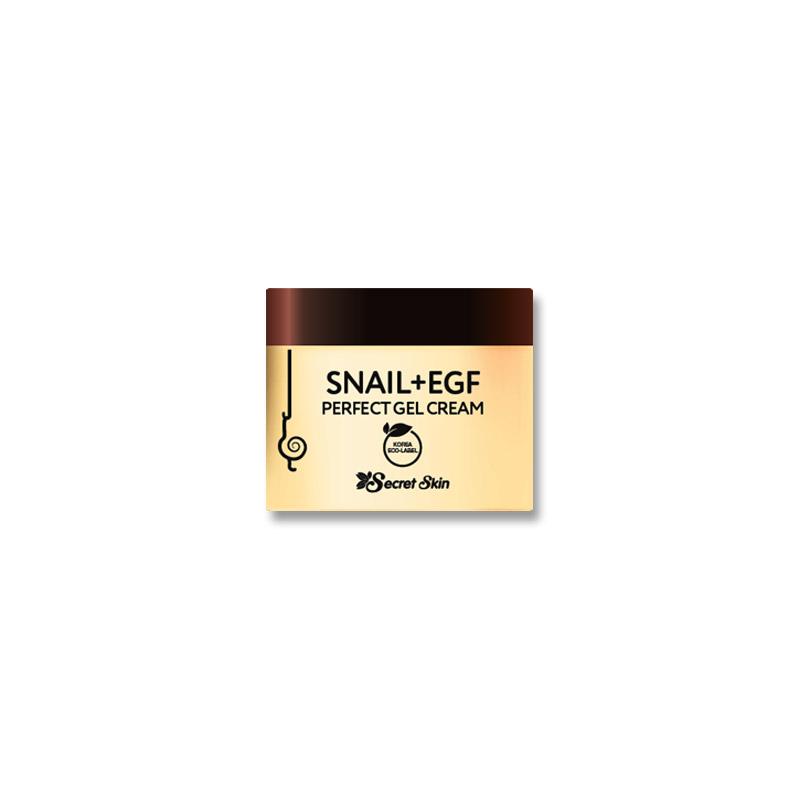 Own label brand, [SECRETSKIN] Snail+EGF Perfect Gel Cream 50g (Weight : 97g)