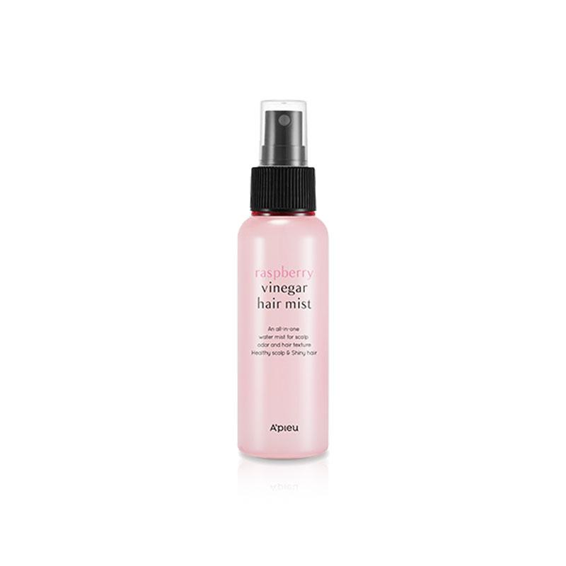 Own label brand, [A'PIEU] Raspberry Vinegar Hair Mist 105ml (Weight : 143g)