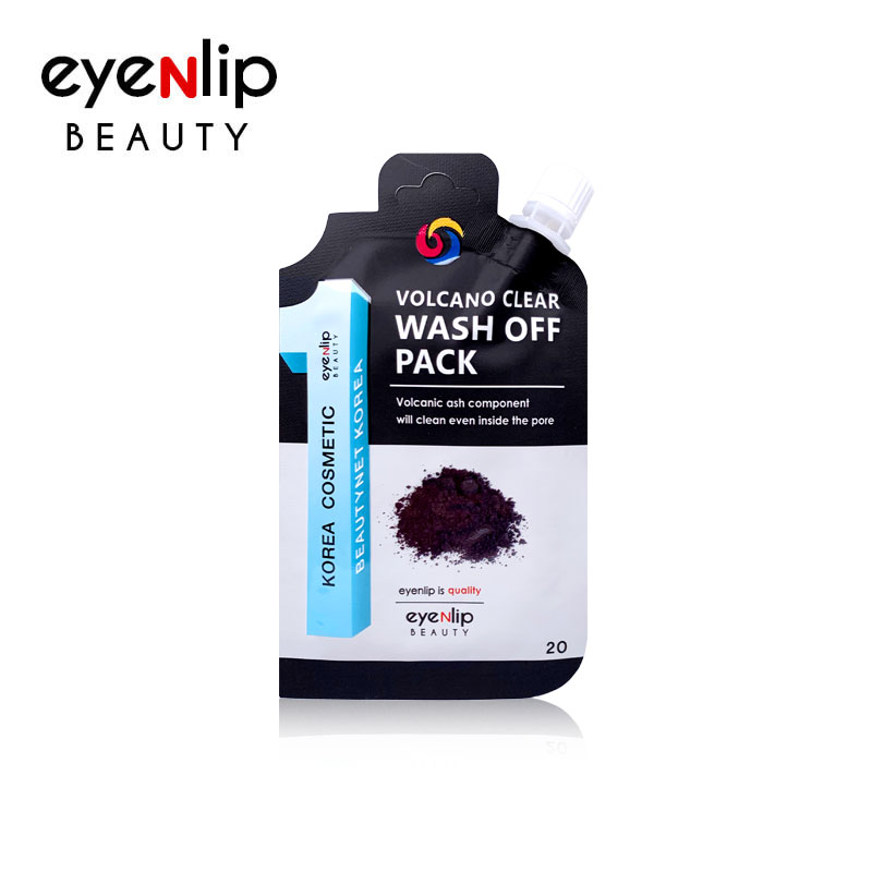 Volcano Clear Wash Off Pack 20g [Spout Pouch]