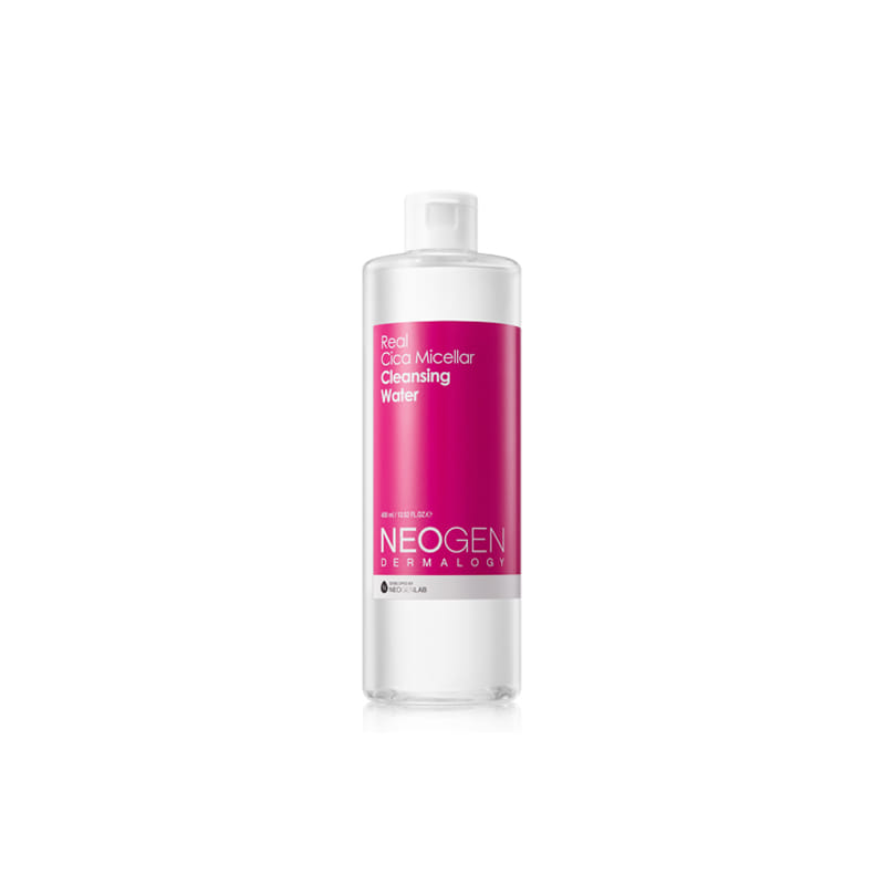 Own label brand, [NEOGEN] Real Cica Micellar Cleansing Water 400ml (Weight : 474g)
