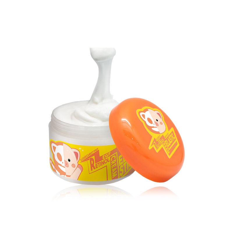 Own label brand, [ELIZAVECCA] MILKY PIGGY Egf Elastic Retinol Cream 100g (Weight : 168g)