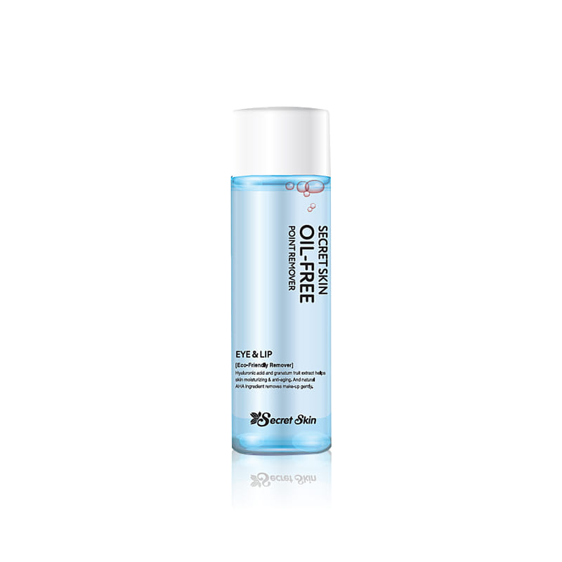BIG SALE - [SECRETSKIN] Oil-Free Point Remover 100ml - EXP2022.02.07 (Weight : 133g)