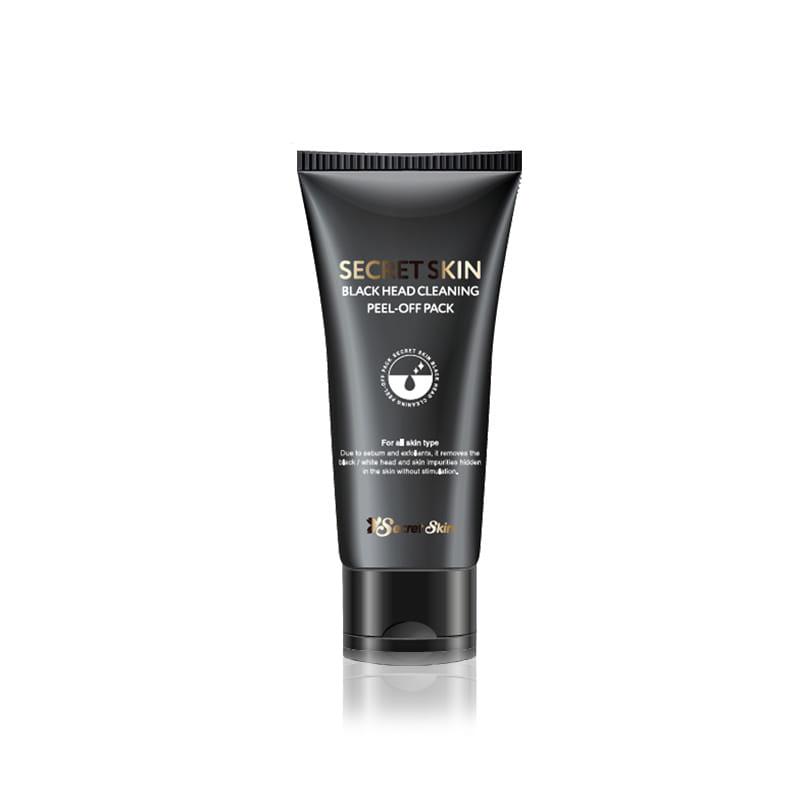 BIG SALE - [SECRETSKIN] Black Head Cleaning Peel-Off Pack 100ml (Weight : 135g)- EXP2022.01.31