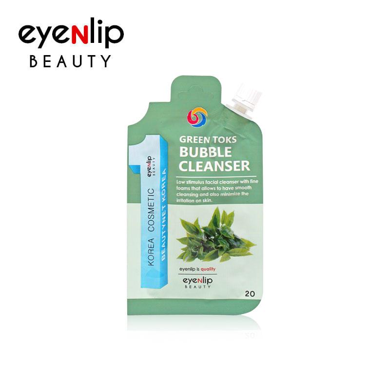 Ceramide Green Toks Bubble Cleanser 20g [Spout Pouch]