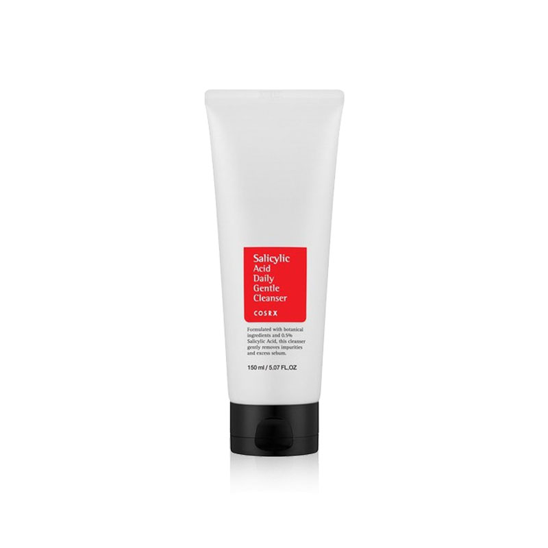 Own label brand, [COSRX] Salicylic Acid Daily Gentle Cleanser 150ml (Weight : 182g)