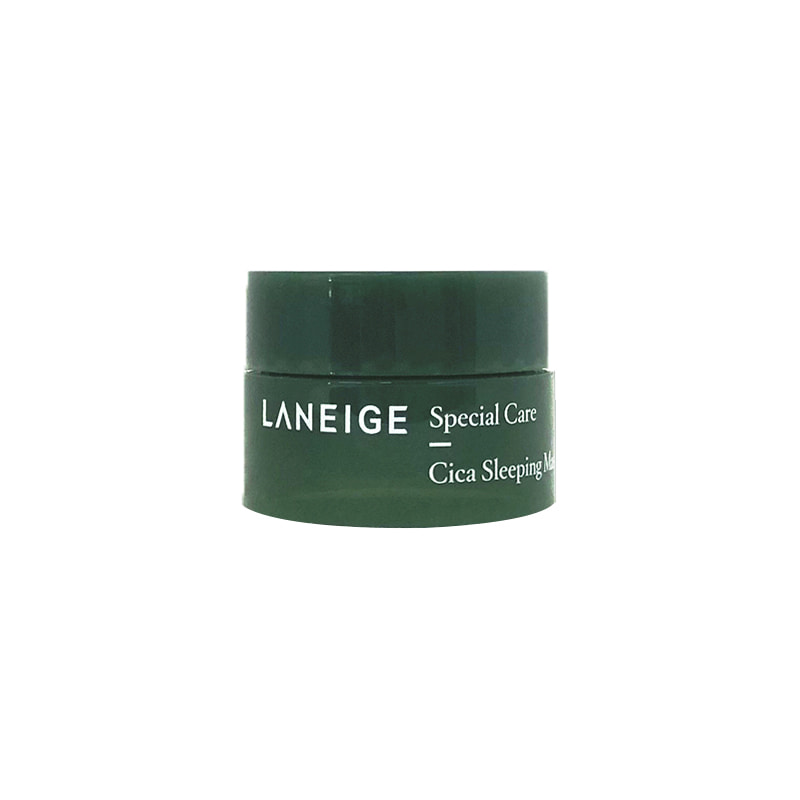 Own label brand, [LANEIGE] Special Care Cica Sleeping Mask 10ml [Sample] (Weight : 22g)