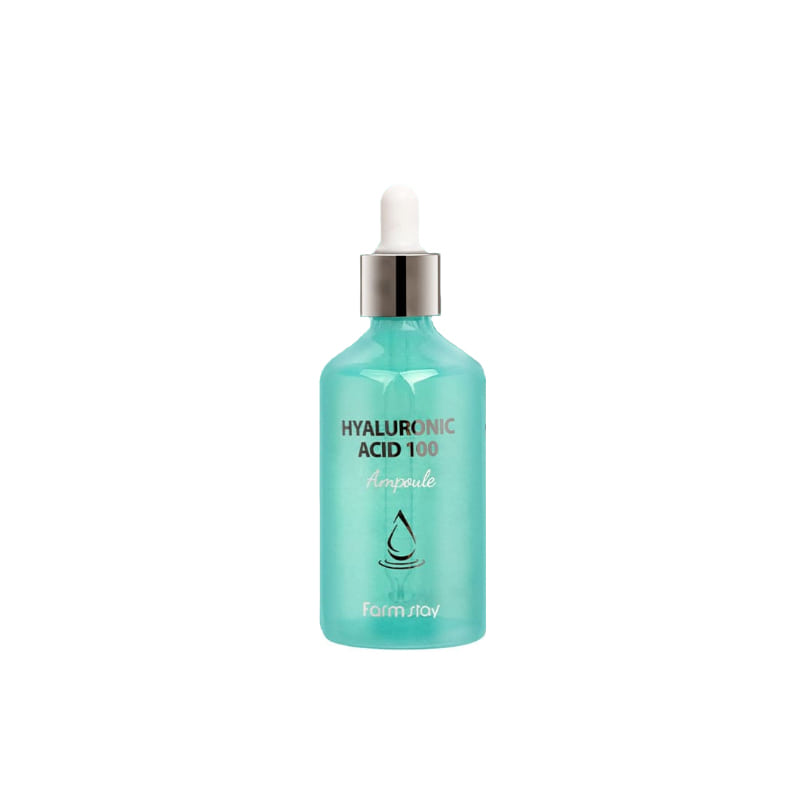 Own label brand, [FARM STAY] Hyaluronic Acid 100 Ampoule 100ml (Weight : 271g)
