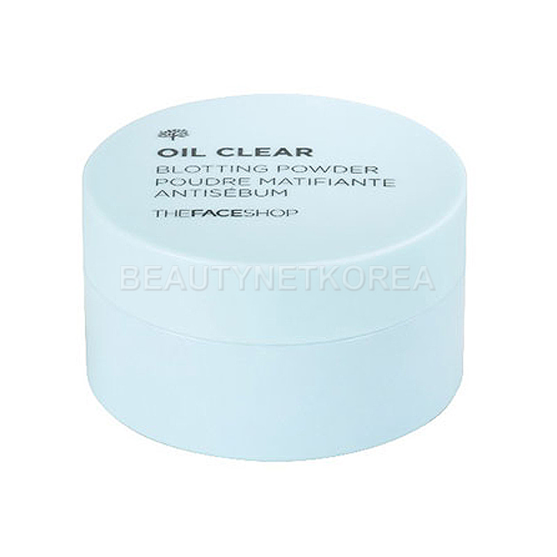 Own label brand, [THE FACE SHOP] Oil Clear Blotting Powder 6g (Weight : 53g)