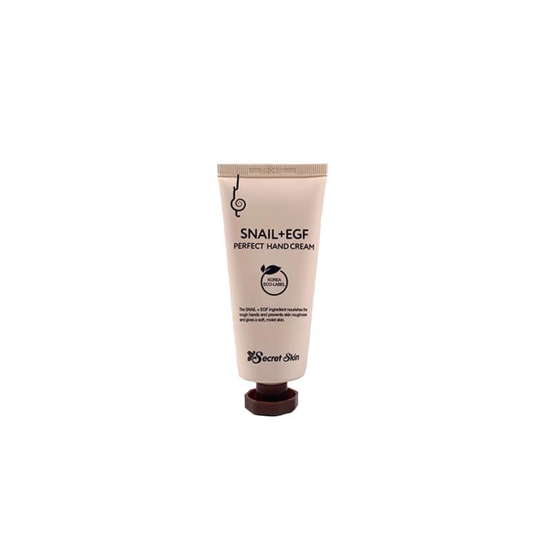 Own label brand, [SECRETSKIN] Snail+EGF Perfect Hand Cream 50ml (Weight : 74g)
