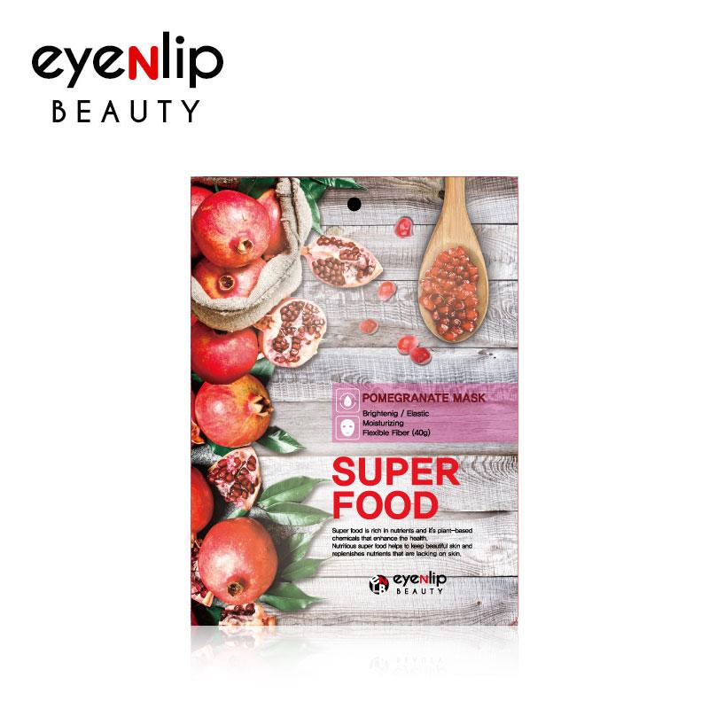 Super Food Pomegranate Mask 23ml * 10pcs