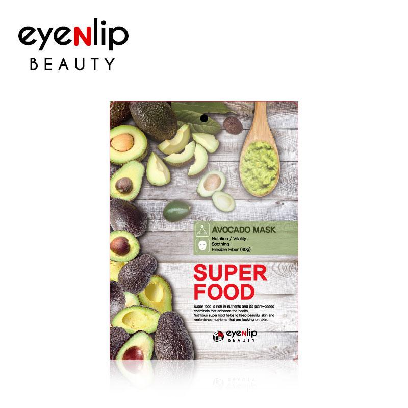 Super Food Avocado Mask 23ml * 10pcs