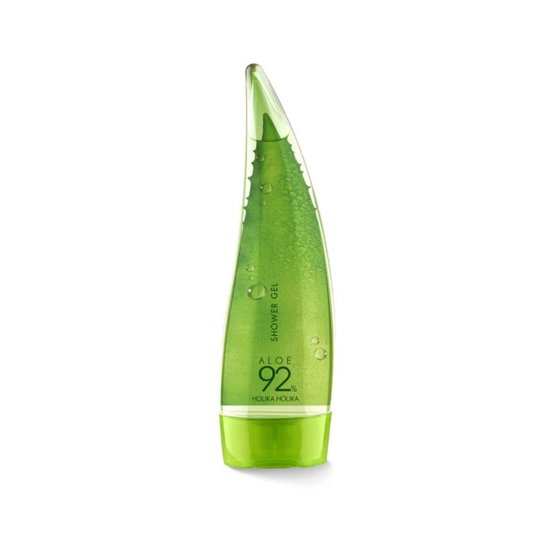 Own label brand, [HOLIKA HOLIKA] Aloe 92% Fresh Moisturizing Shower Gel 250ml (Weight : 482g)
