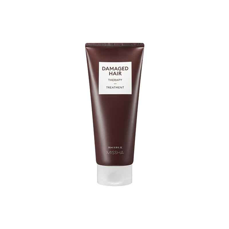 Own label brand, [MISSHA] Damaged Hair Therapy Treatment 200ml (Weight : 236g)