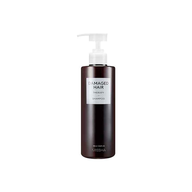[MISSHA] Damaged Hair Therapy Shampoo 400ml (Weight : 503g)