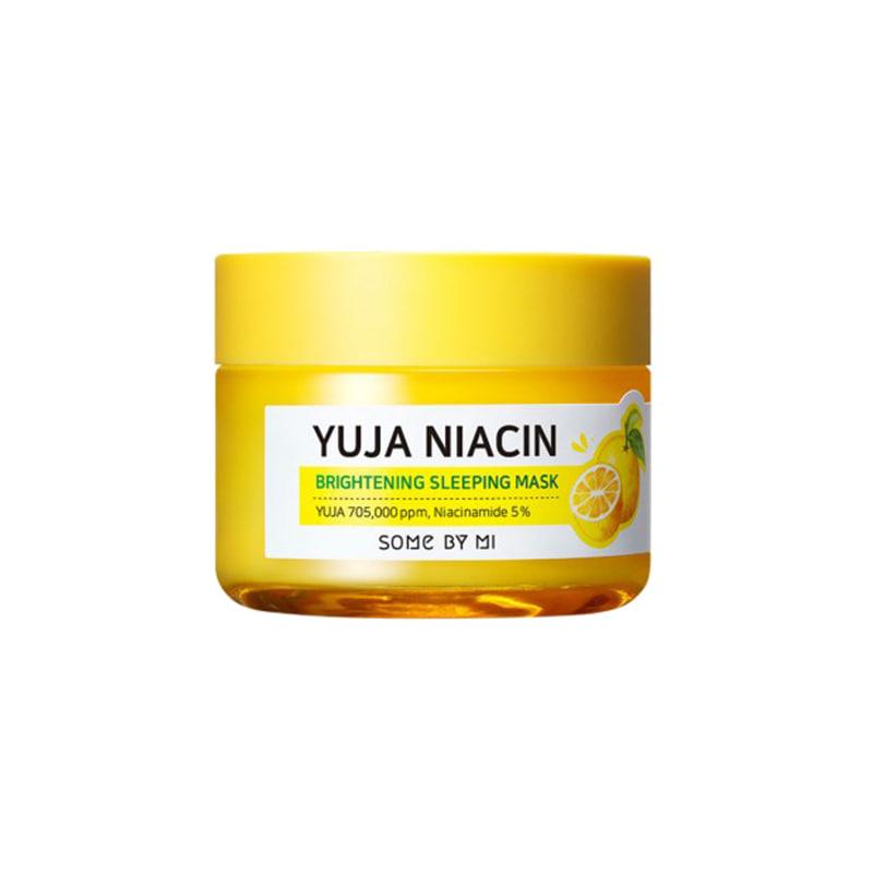 Own label brand, [SOME BY MI] Yuja Niacin Brightening Sleeping Mask 60g (Weight : 141g)