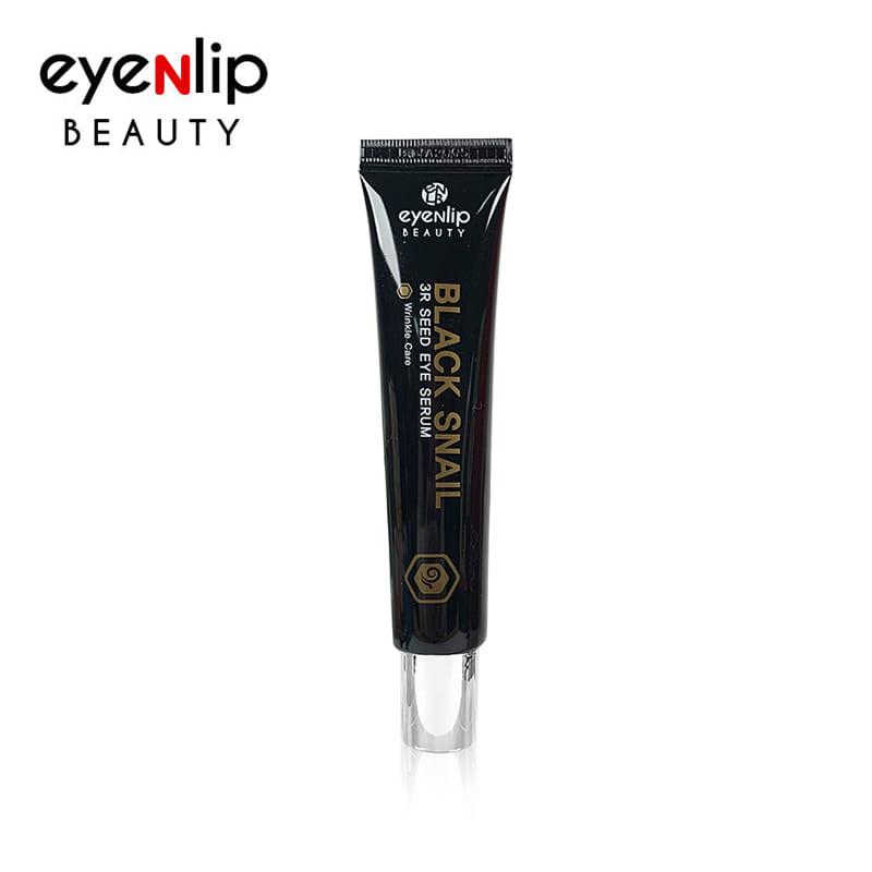 Own label brand, [EYENLIP] Black Snail 3R Seed Eye Serum 25ml (Weight : 44g)