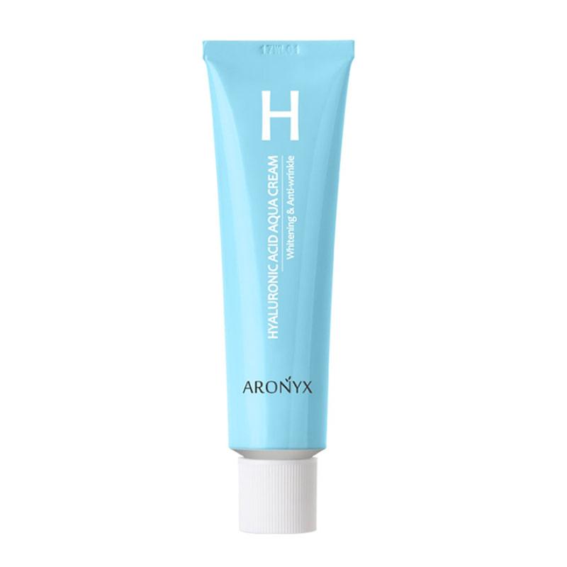 Own label brand, [MEDI FLOWER] Aronyx Hyaluronic Acid Aqua Cream 50ml (Weight : 77g)