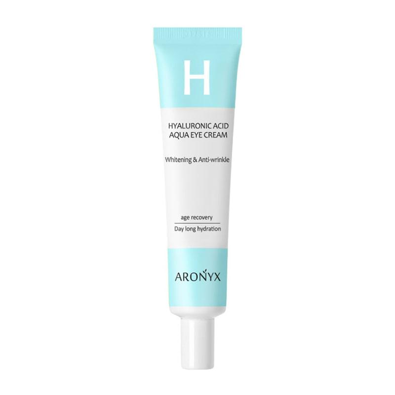 Own label brand, [MEDI FLOWER] Aronyx Hyaluronic Acid Aqua Eye Cream 40ml (Weight : 58g)